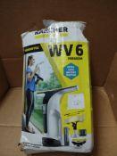 Karcher WV6 Premium window vac – RRP £100 Grade U
