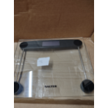 Salter glass scales – RRP £15 Grade U