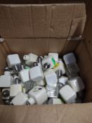 Large assortment of salt/pepper shakers RRP £20 Grade B
