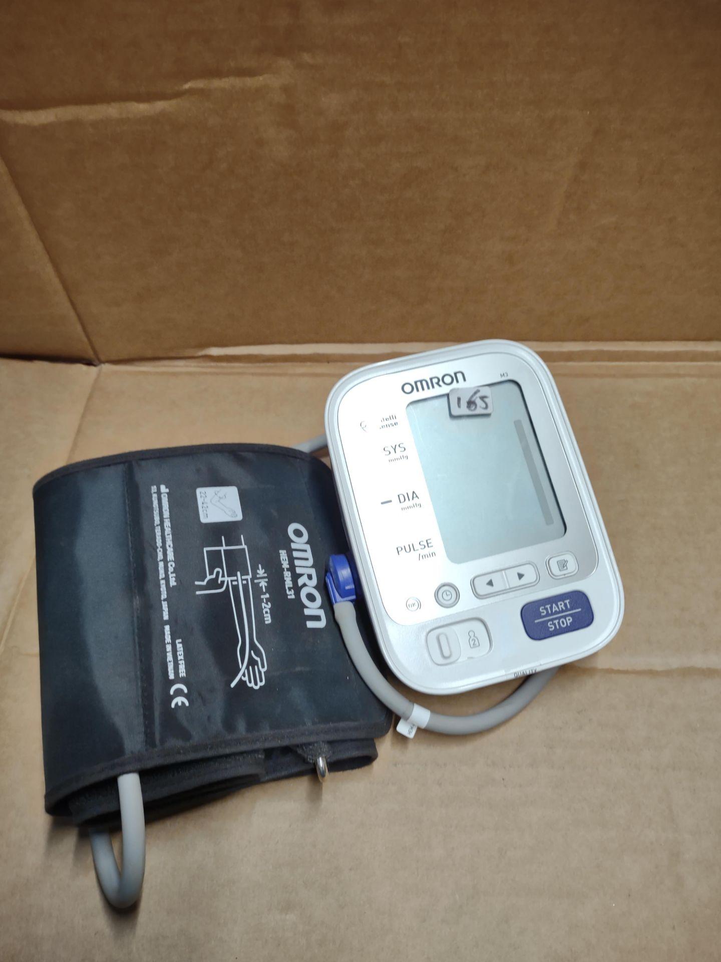 Omron Blood pressure monitor RRP £25 Grade U
