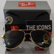 Ray Ban Sunglasses ORB8313 001 *2N