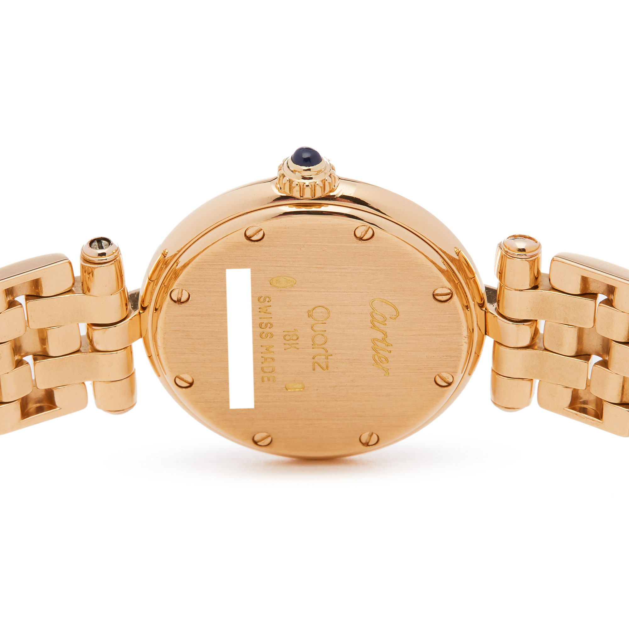 Cartier Panthère Vendome Ladies Yellow Gold Watch - Image 4 of 9
