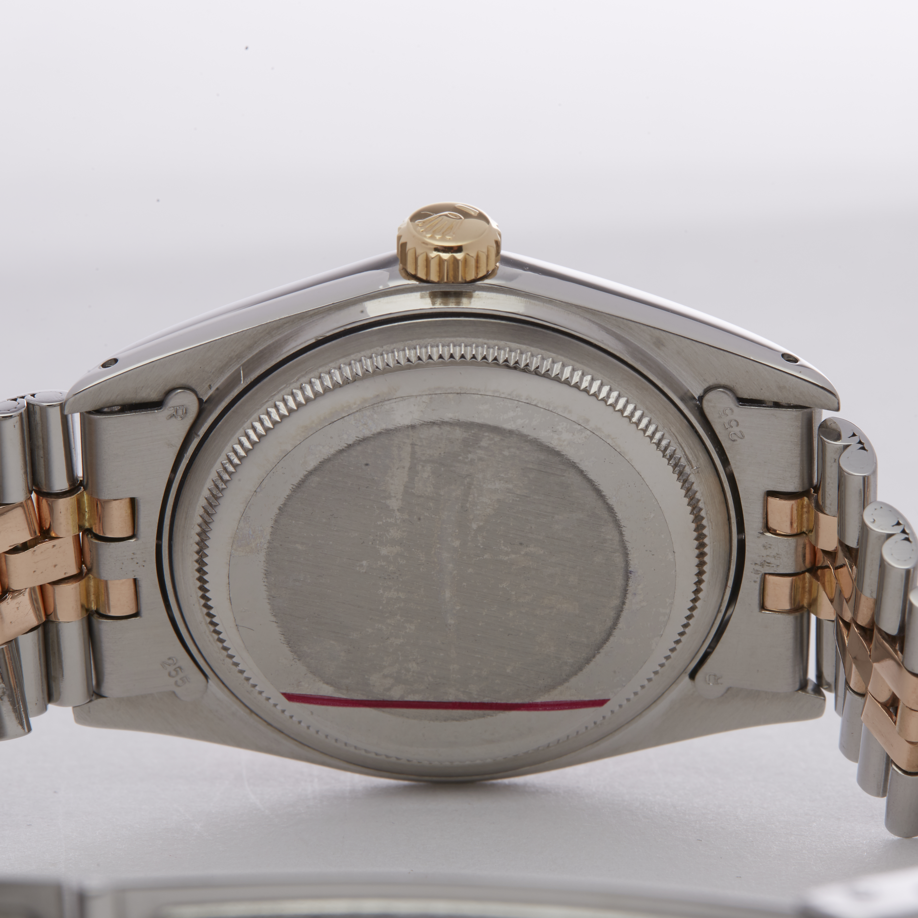 Rolex Datejust 36 1601 Men Rose Gold & Stainless Steel Watch - Image 2 of 6