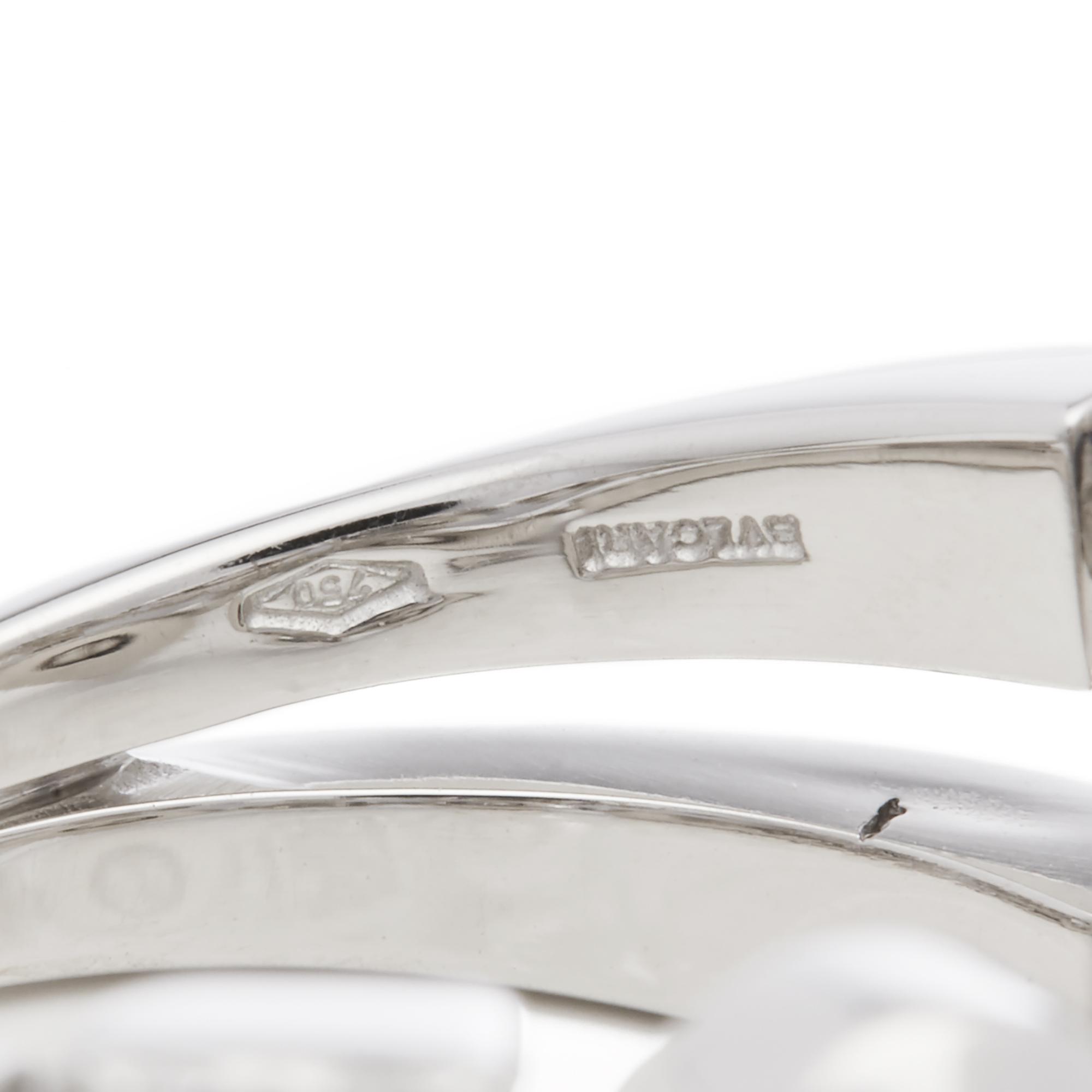 Bulgari 18ct White Gold Lucéa Diamond Ring - Image 3 of 7