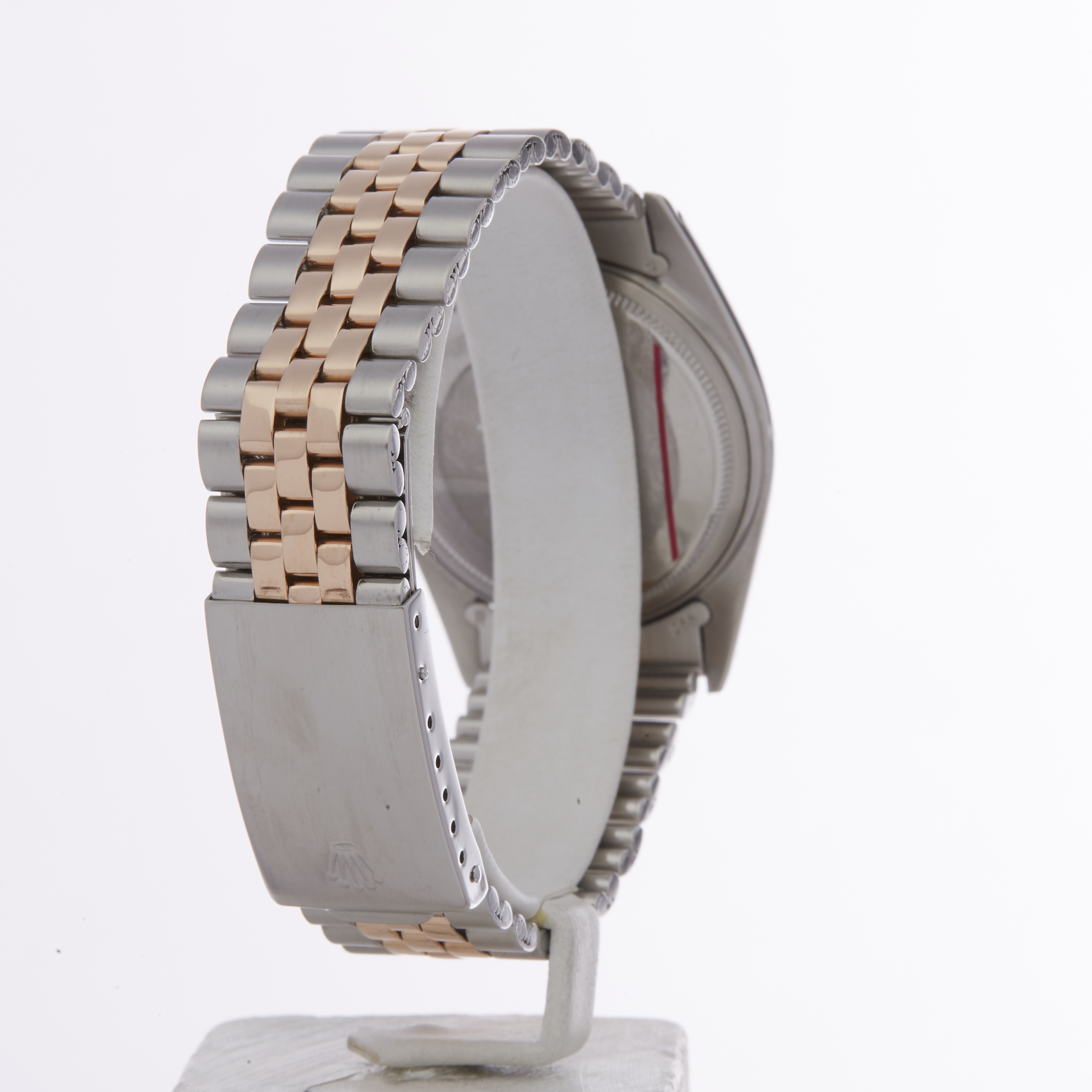 Rolex Datejust 36 1601 Men Rose Gold & Stainless Steel Watch - Image 3 of 6