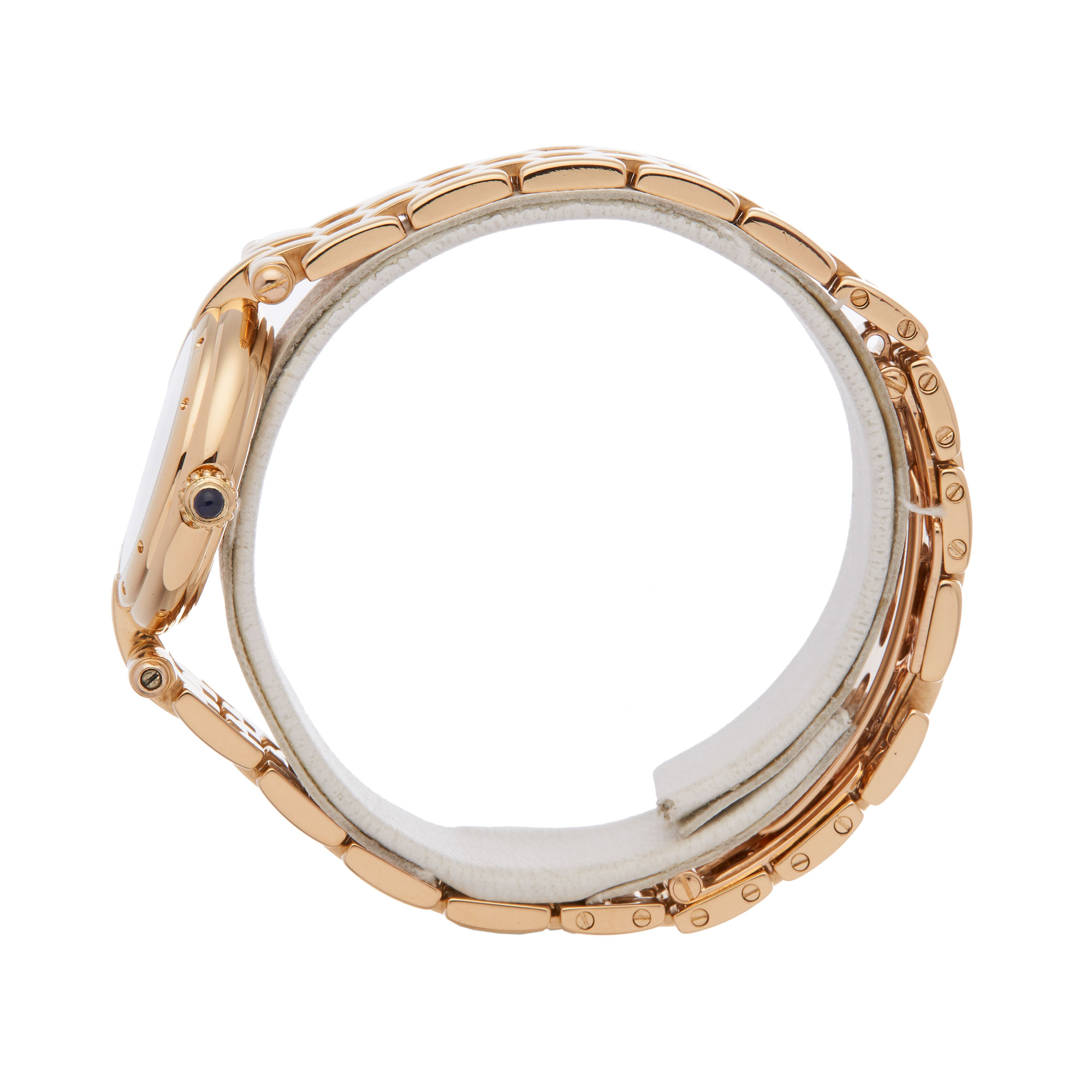 Cartier Panthère Vendome Ladies Yellow Gold Watch - Image 7 of 9