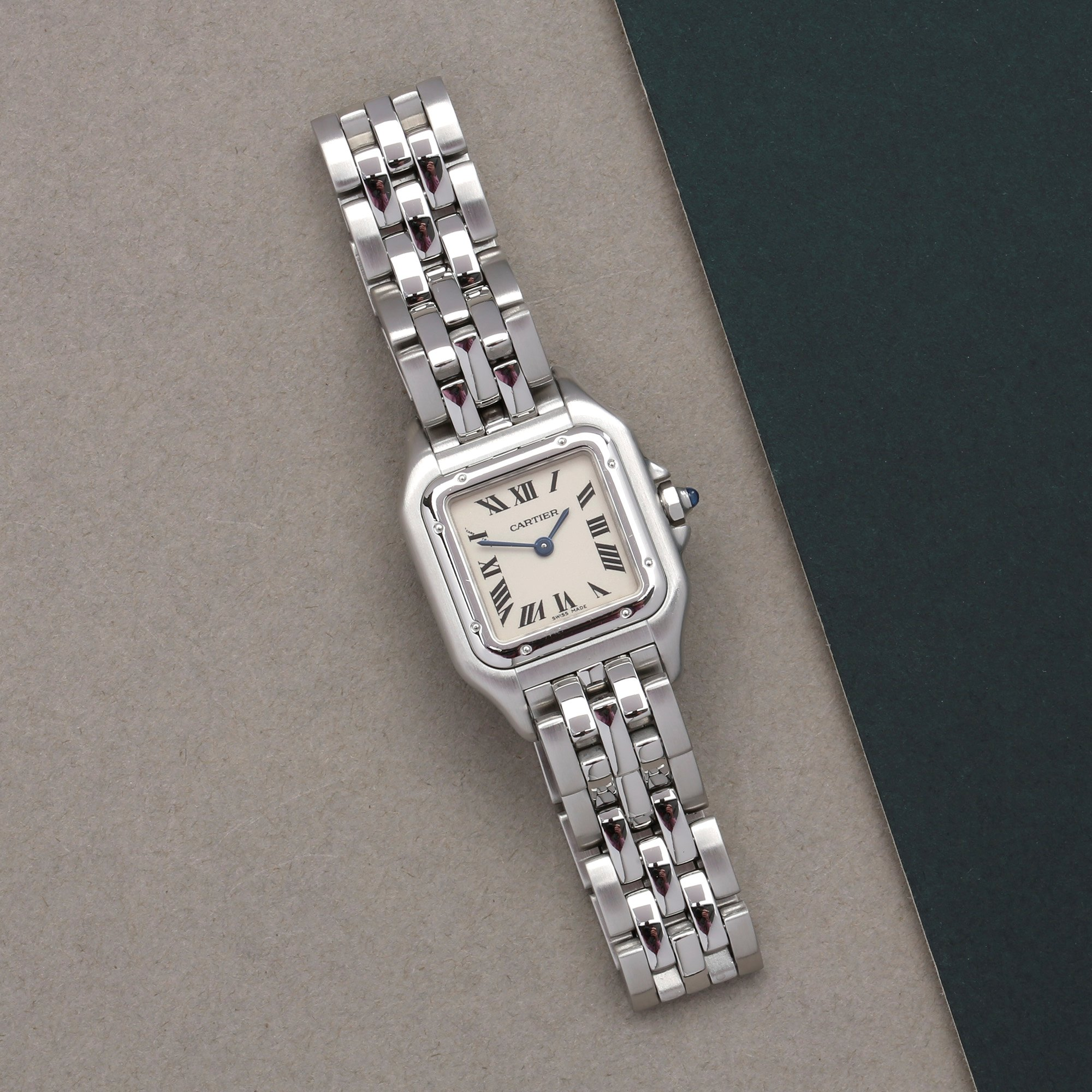 Cartier Panthère 1320 Ladies Stainless Steel Watch - Image 10 of 10