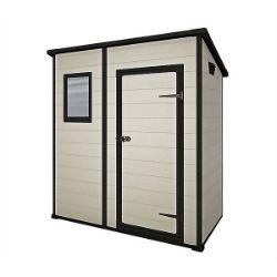 1x Keter PENT 6x4 Storage Unit (W183.5 x D111 x H200.5cm) RRP £350
