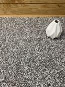 100 Square Metres Full Roll Mid Grey Carpet