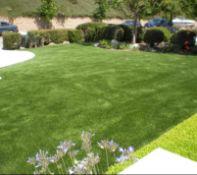 40mm Soft High Density Artificial Grass