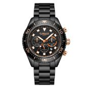 Limited Edition Hand Assembled Gamages Allure Automatic Black– 5 Year Warranty & Free Delivery
