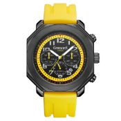 Limited Edition Hand Assembled Gamages Contemporary Automatic Yellow – 5 Year Warranty & Free Delive