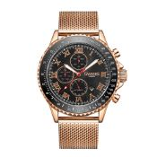 Limited Edition Hand Assembled Gamages Pinnacle Automatic Rose Black – 5 Year Warranty & Free Delive