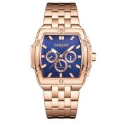 Limted Edition Hand Assembled Gamages Magnitude Automatic Rose – 5 Year Warranty & Free Delivery