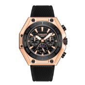 Limited Edition Hand Assembled Gamages Vault Automatic Rose Black– 5 Year Warranty & Free Delivery