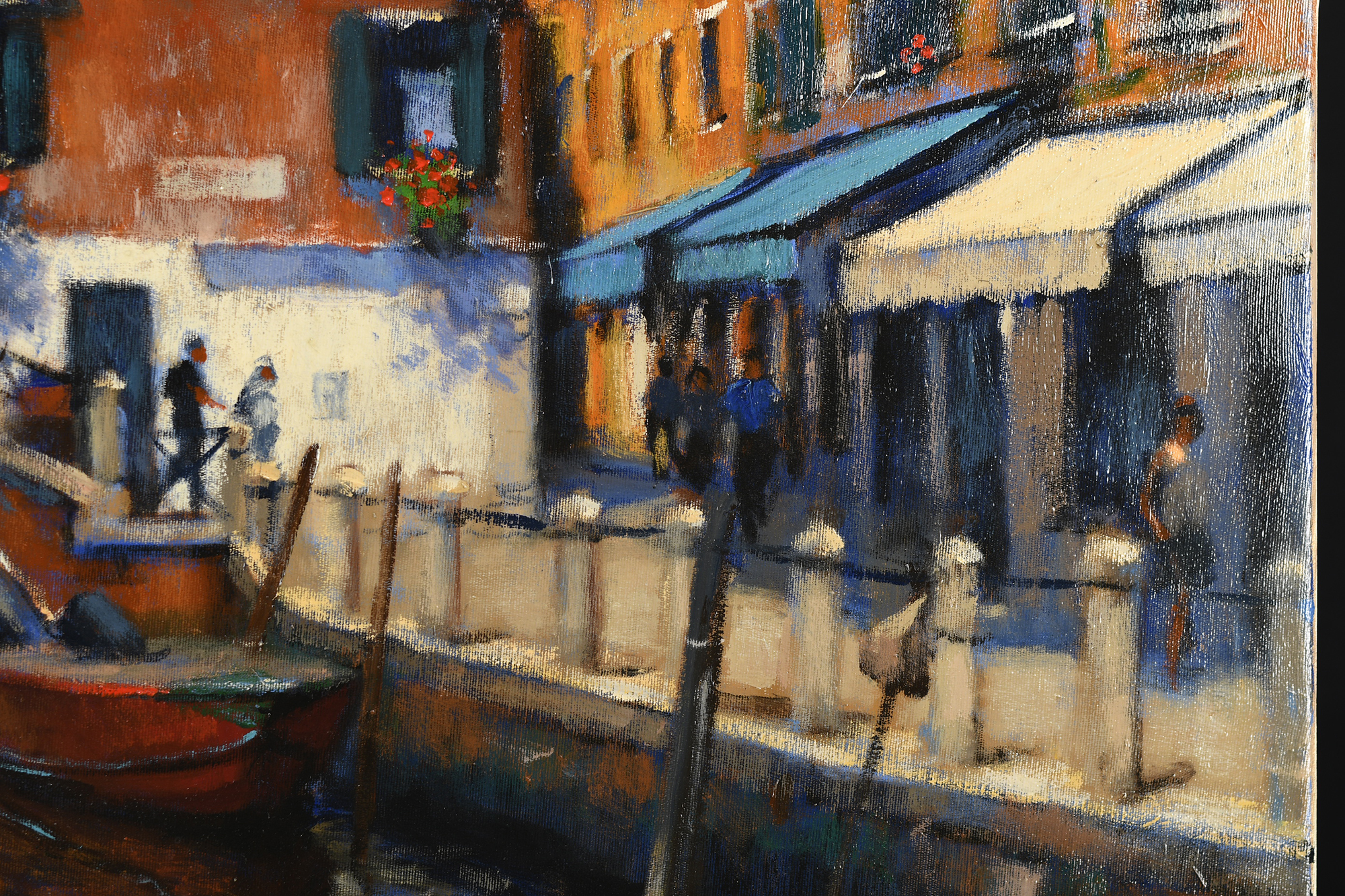 John Mackie original Painting - Image 5 of 6
