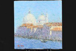 Original Oil on Canvas by Roberto Masia