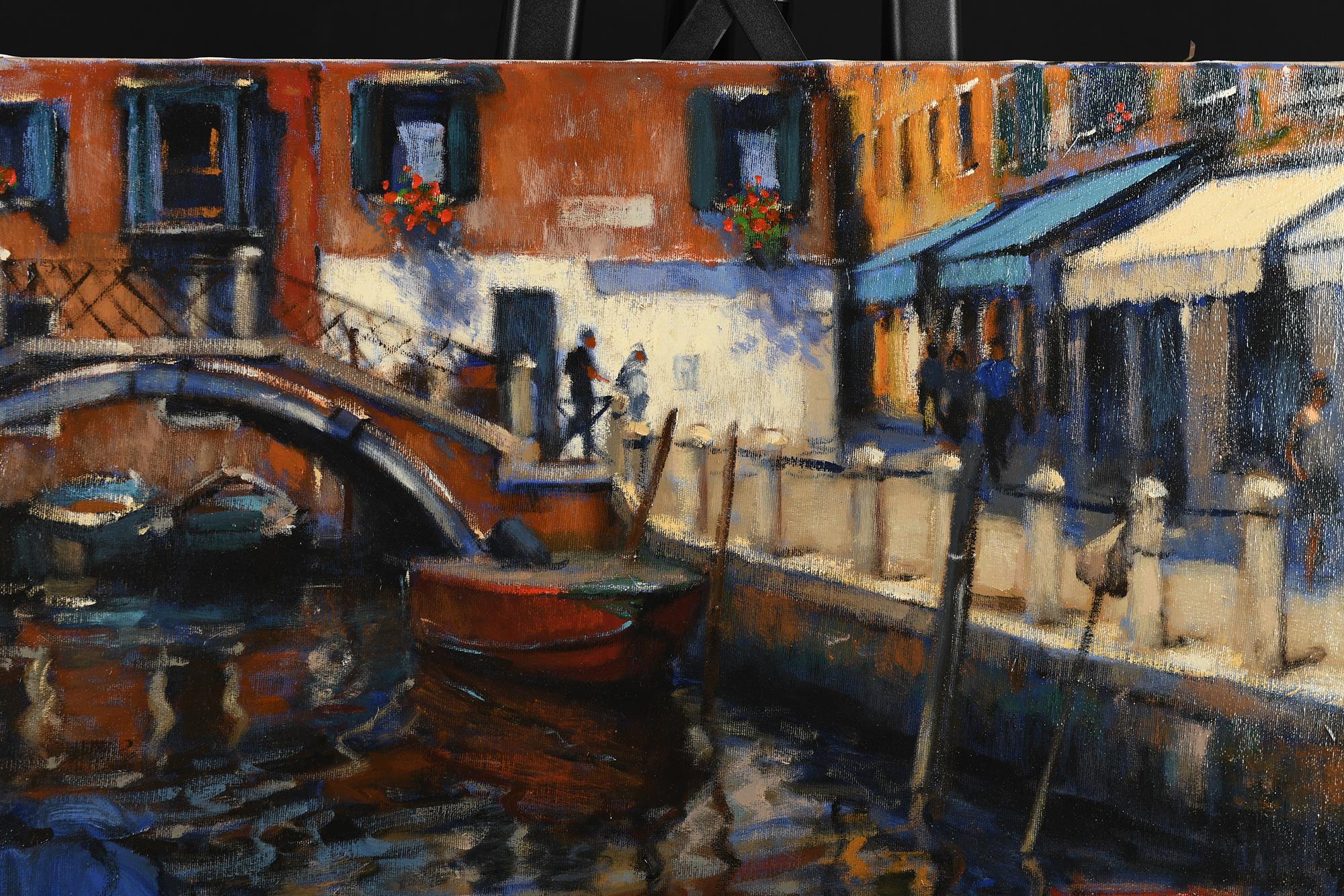 John Mackie original Painting - Image 2 of 6