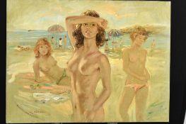 Vitti Giovanni Oil on Canvas