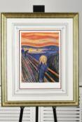 "Edvard Munch Limited Edition ""The Scream"""