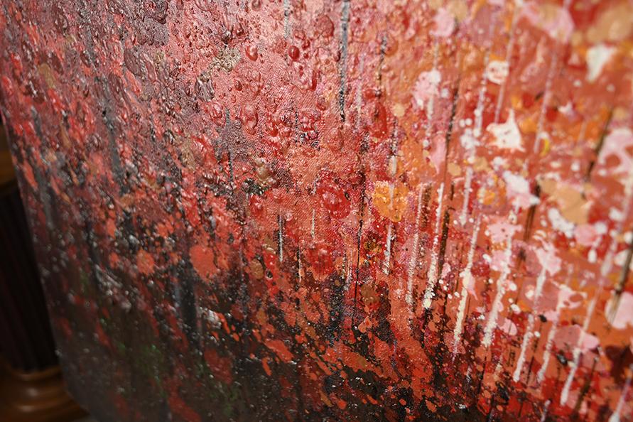 Large Original Impressionist Oil on Canvas - Image 6 of 11