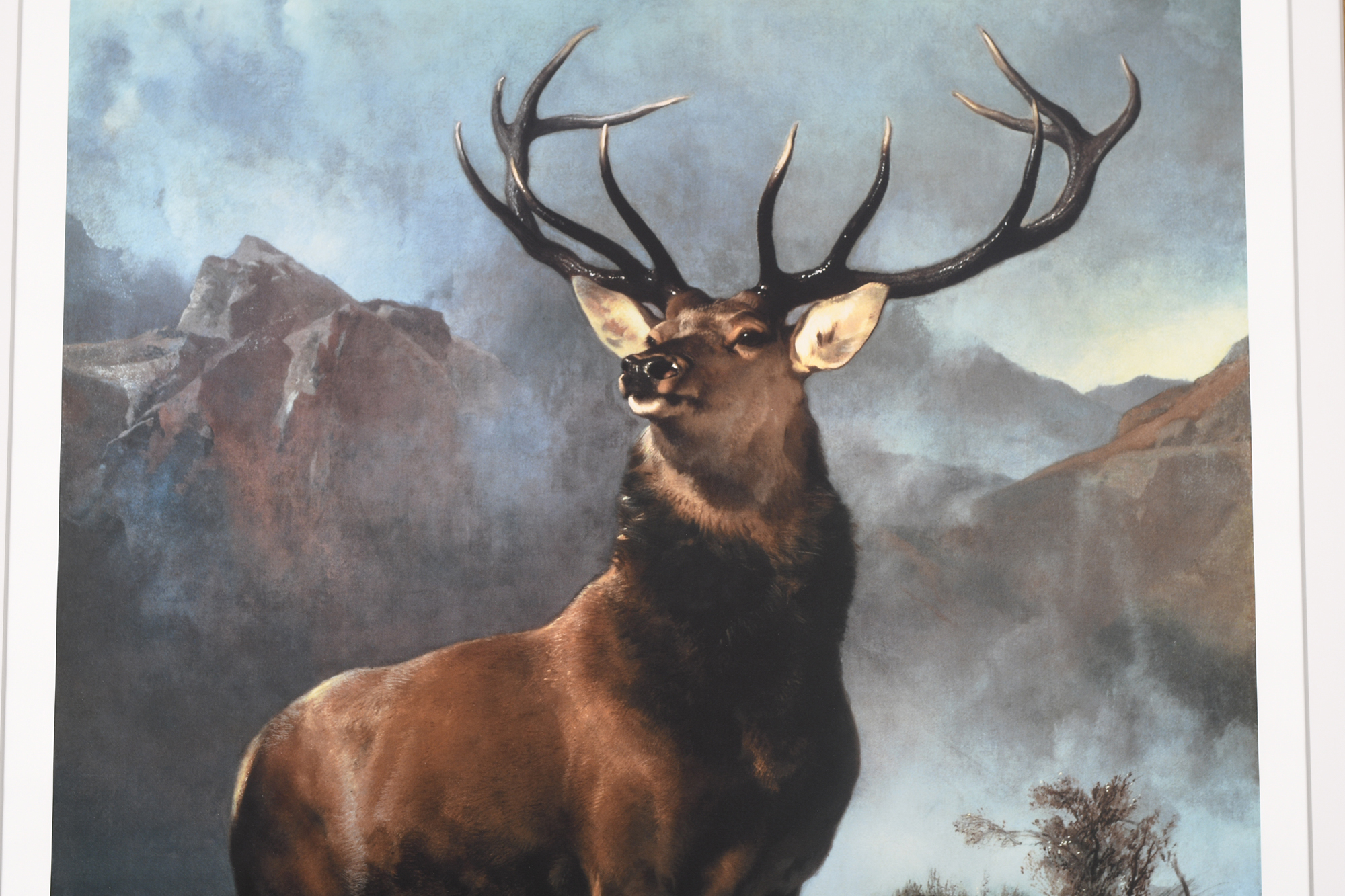 """Edwin Landseer Limited Edition """"Monarch of the Glen"""" 1 of only 85 Worldwide. - Image 7 of 9"""