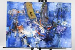 Original Oil on Canvas by Armando Farina