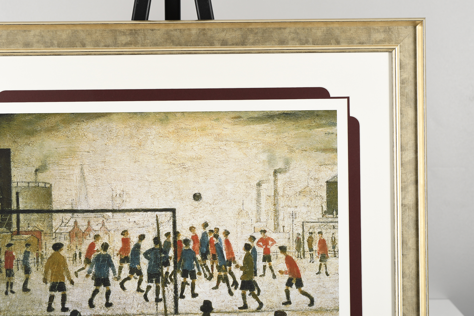 """Limited Edition by L.S. Lowry """"The Football Match"""" - Image 5 of 8"""