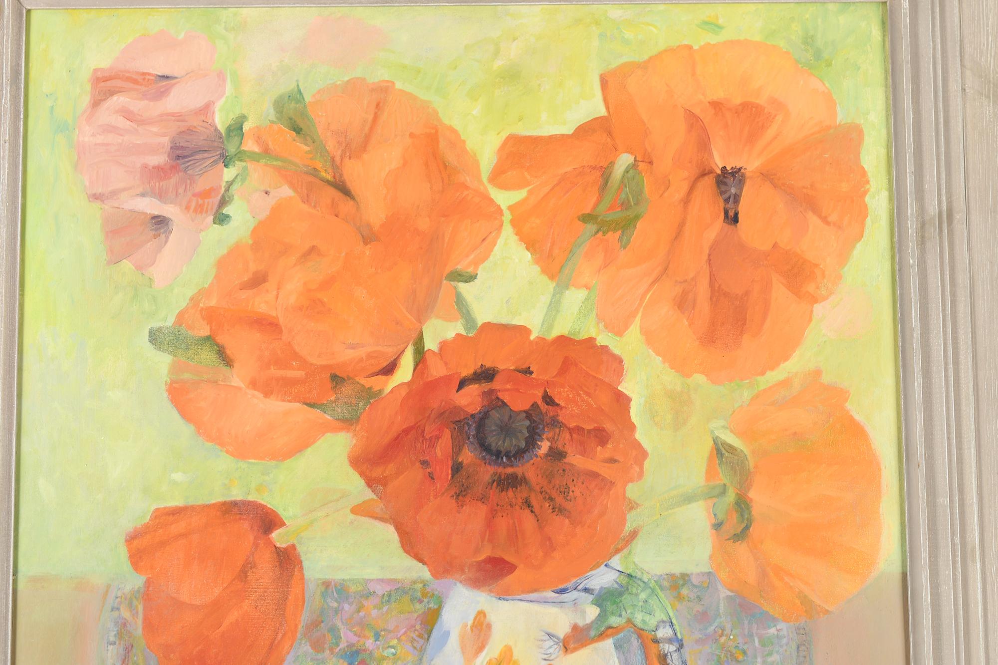 Original Oil Painting by Scottish Artist Ann Patrick. - Image 5 of 9