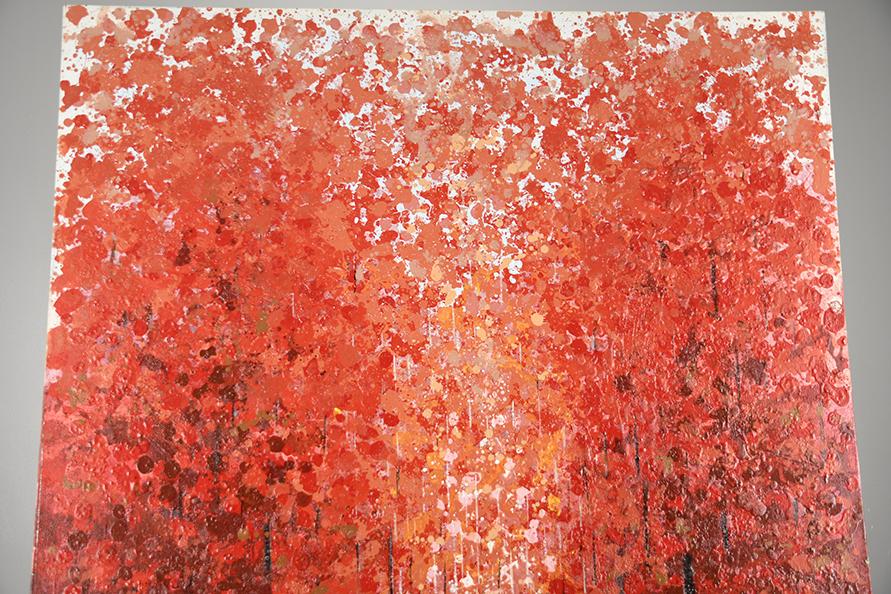 Large Original Impressionist Oil on Canvas - Image 3 of 11