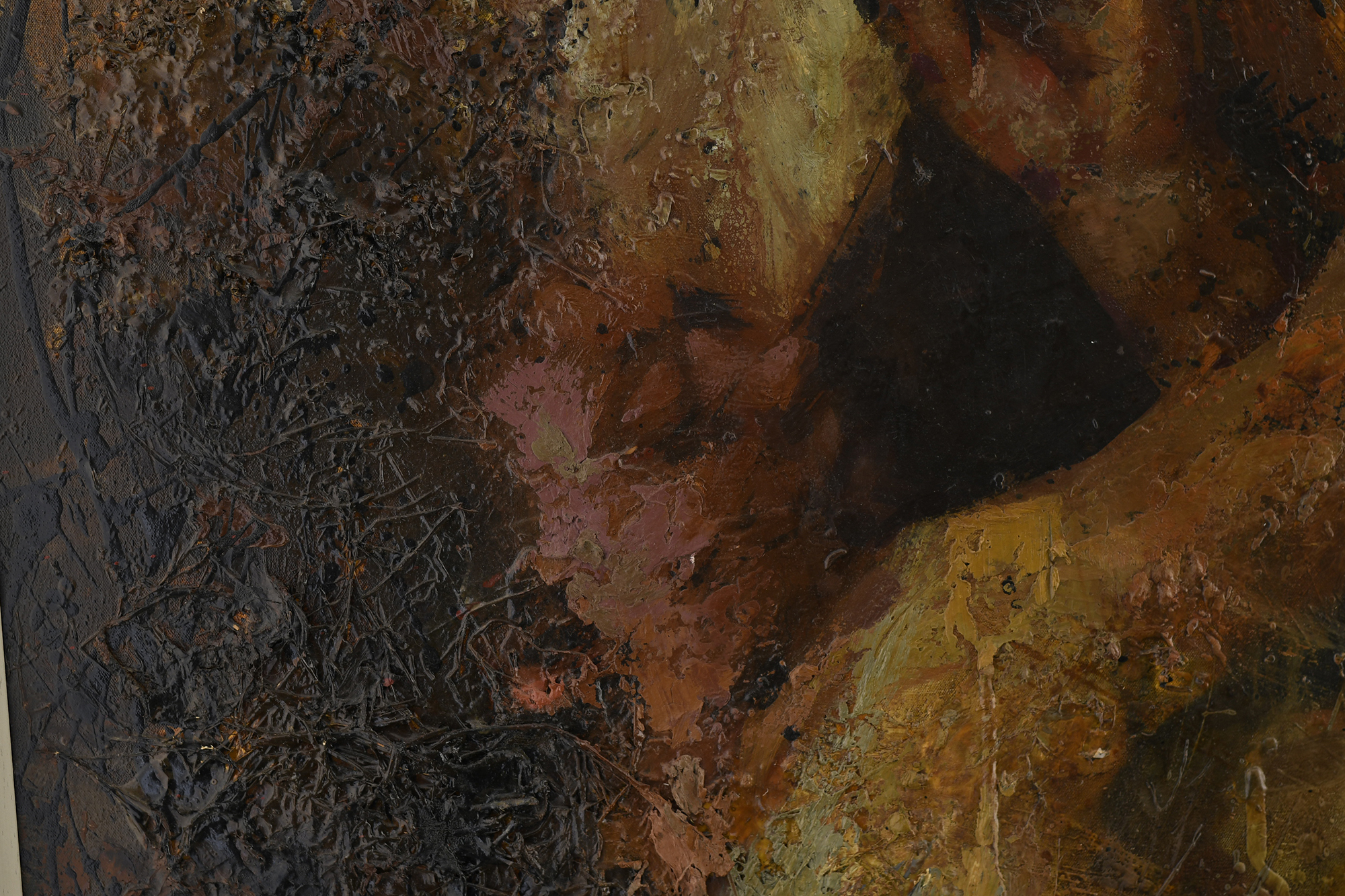 Stunning Original Painting by Renowned Scottish artist Alan McGowan. - Image 15 of 22