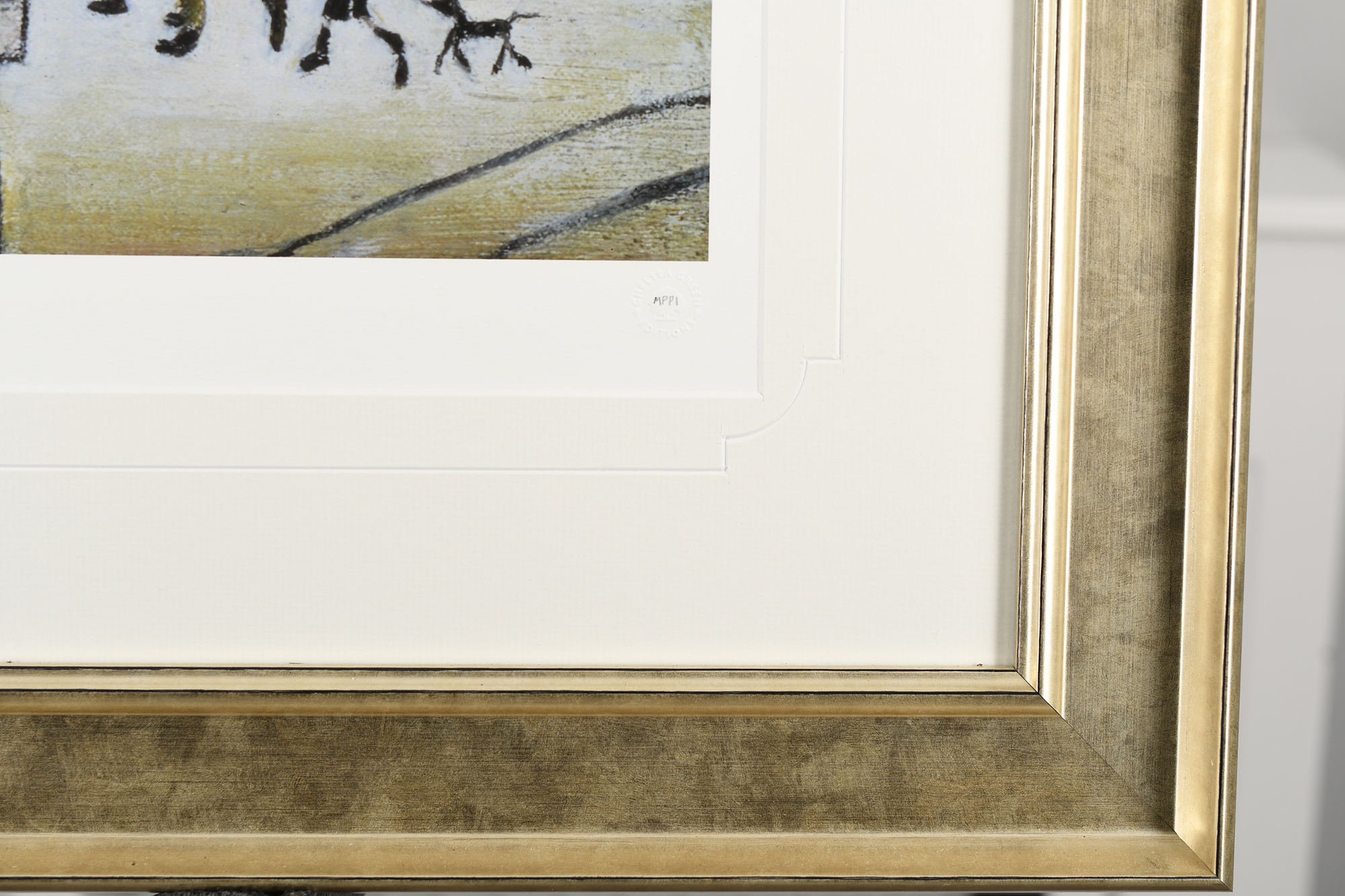 """L.S. Lowry Limited Edition """"The Ferry Boats"""" - Image 3 of 8"""