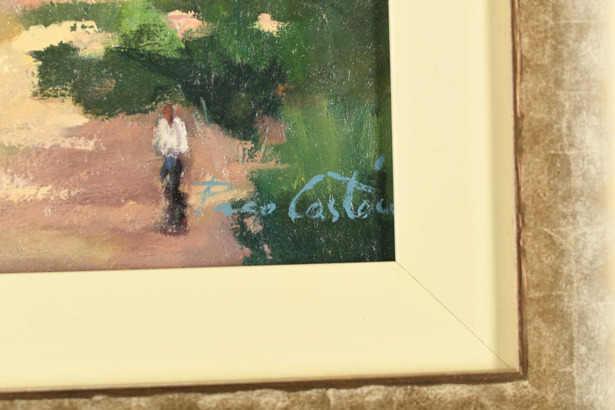 Oil on Canvas by Paco Castou - Image 2 of 6