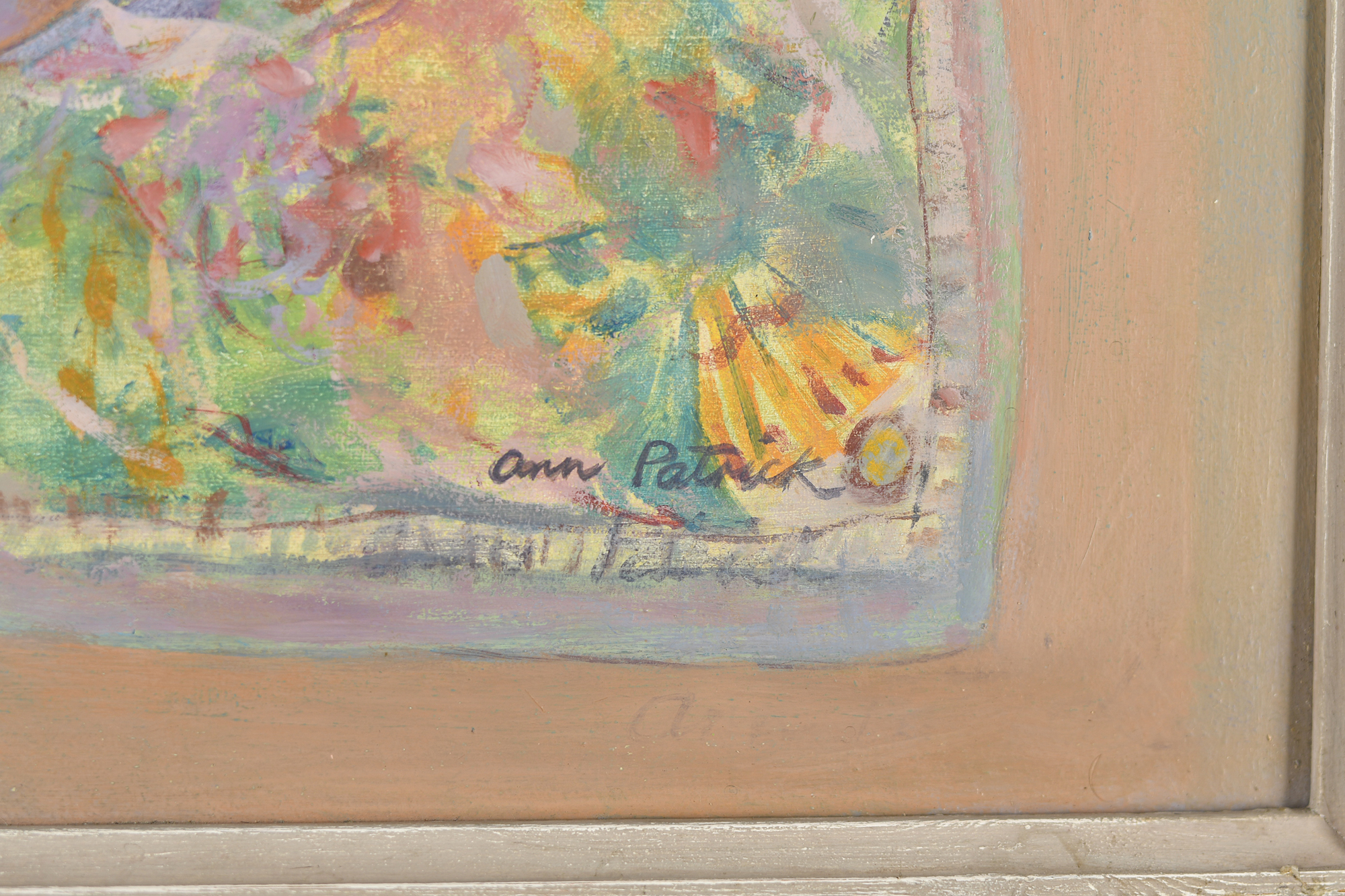 Original Oil Painting by Scottish Artist Ann Patrick. - Image 4 of 9