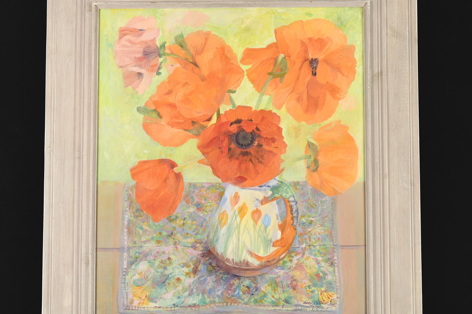 Original Oil Painting by Scottish Artist Ann Patrick. - Image 2 of 9