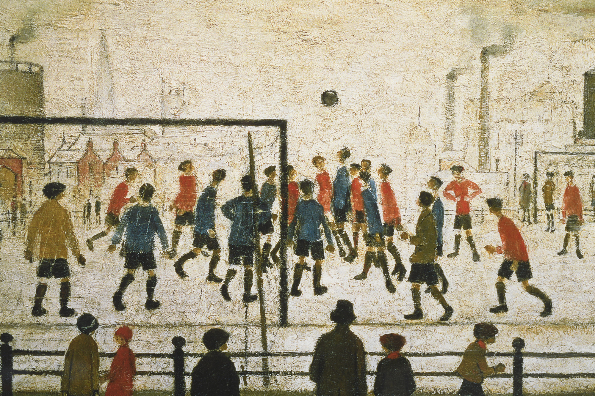 """Limited Edition by L.S. Lowry """"The Football Match"""" - Image 6 of 8"""