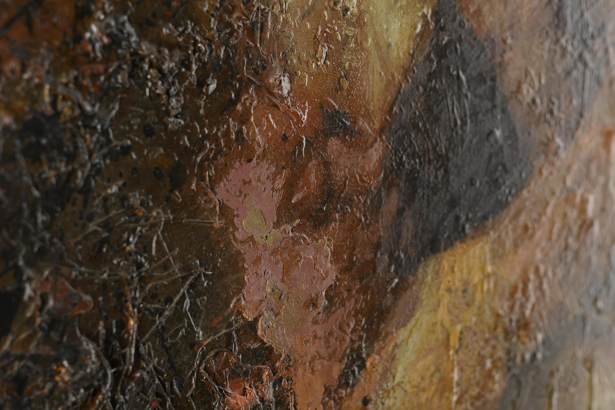 Stunning Original Painting by Renowned Scottish artist Alan McGowan. - Image 19 of 22