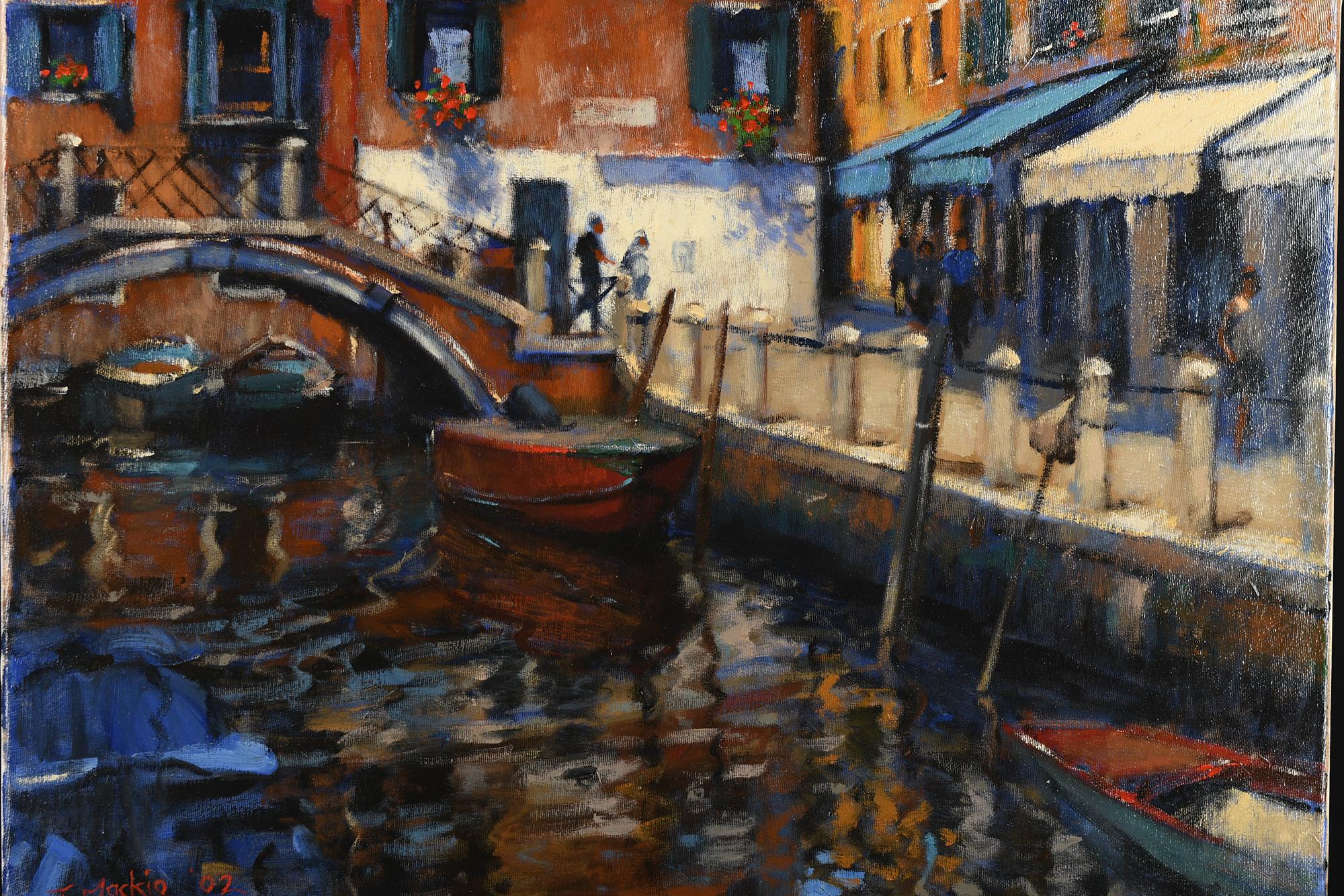 John Mackie original Painting - Image 3 of 6