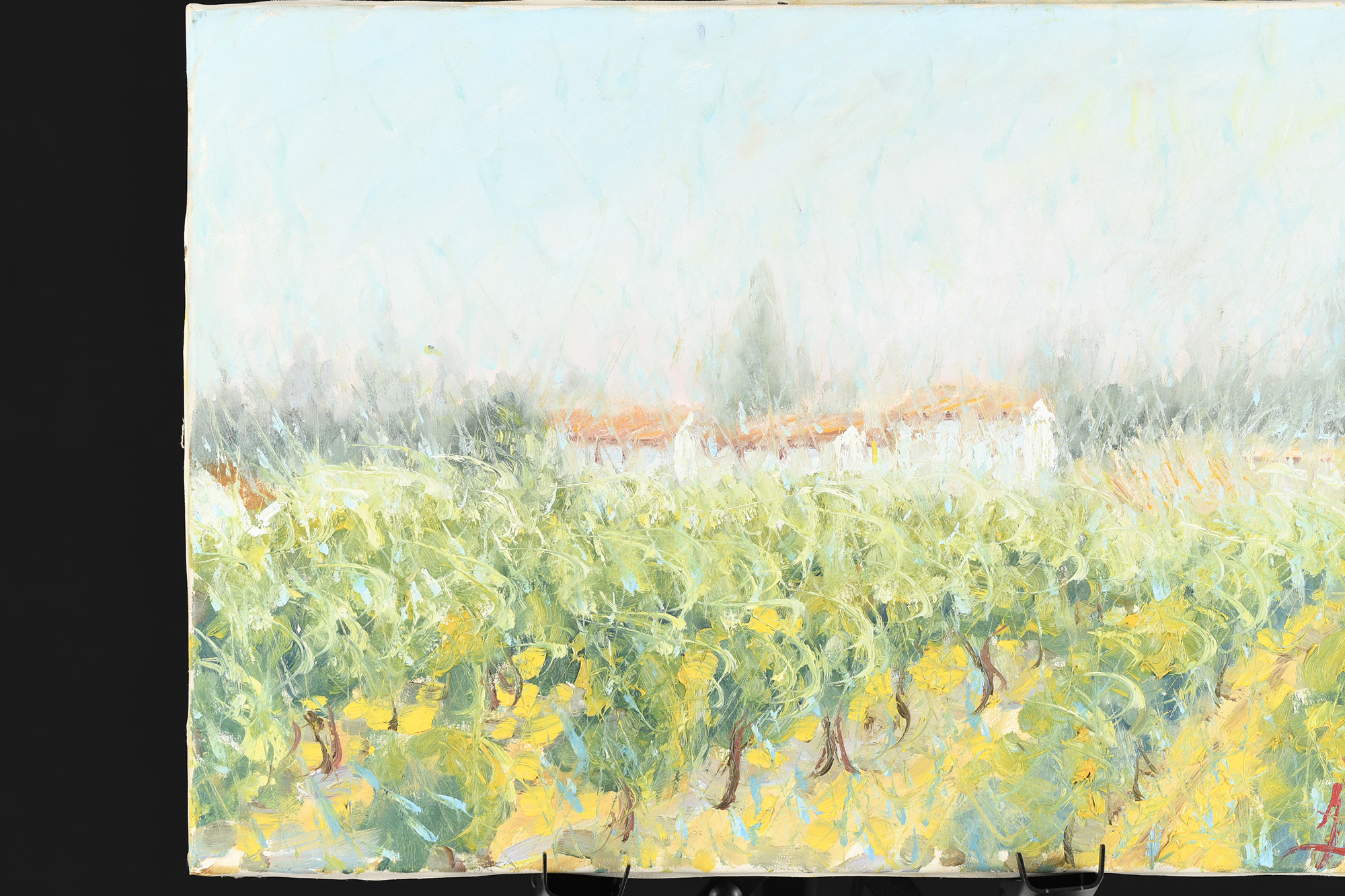 Original Oil on Canvas by Roberto Masia - Image 2 of 6