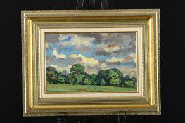 Original Framed Oil on Canvas by Petley