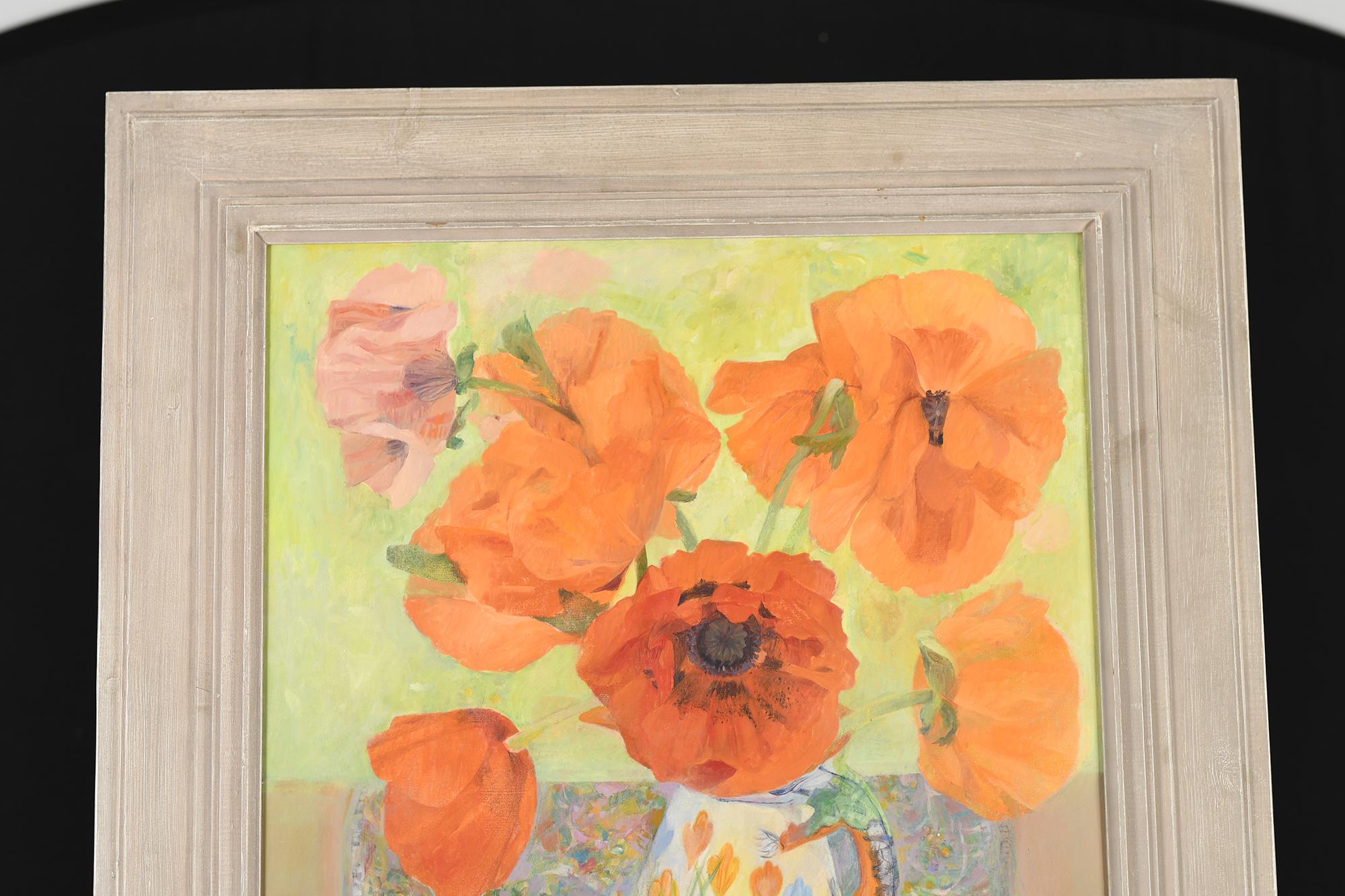 Original Oil Painting by Scottish Artist Ann Patrick. - Image 8 of 9