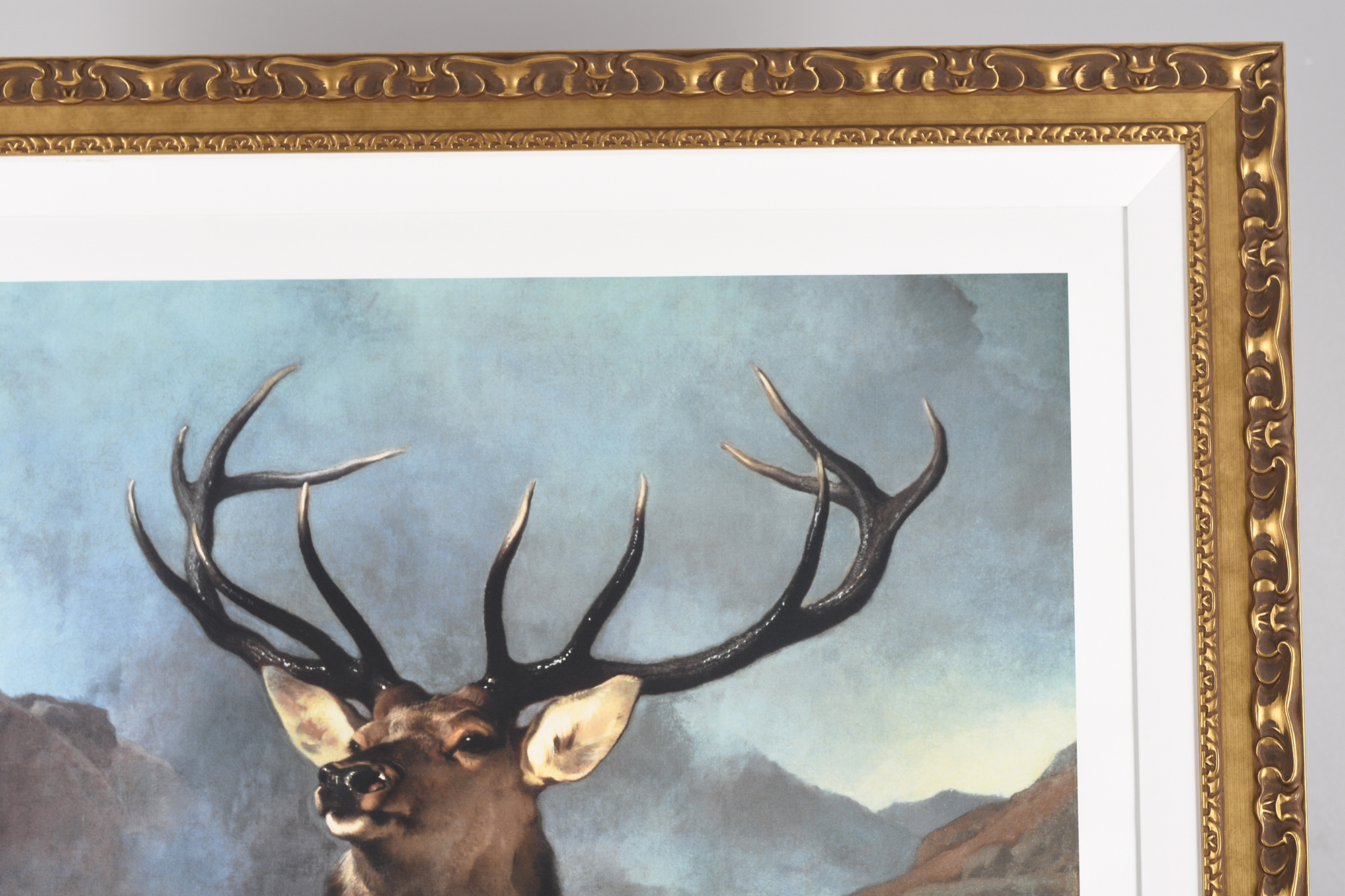 """Edwin Landseer Limited Edition """"Monarch of the Glen"""" 1 of only 85 Worldwide. - Image 3 of 9"""