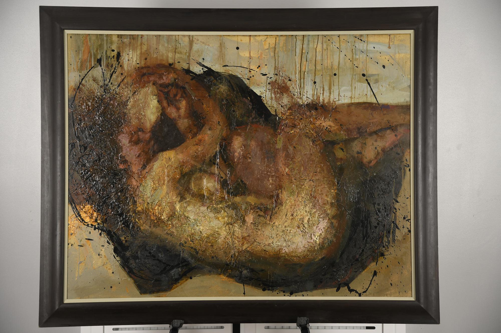 Stunning Original Painting by Renowned Scottish artist Alan McGowan. - Image 5 of 22