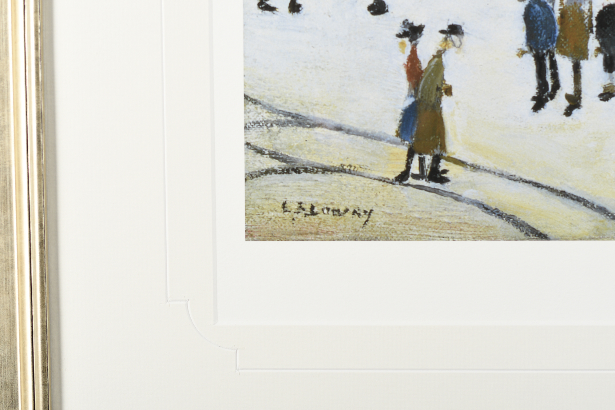 """L.S. Lowry Limited Edition """"The Ferry Boats"""" - Image 4 of 8"""