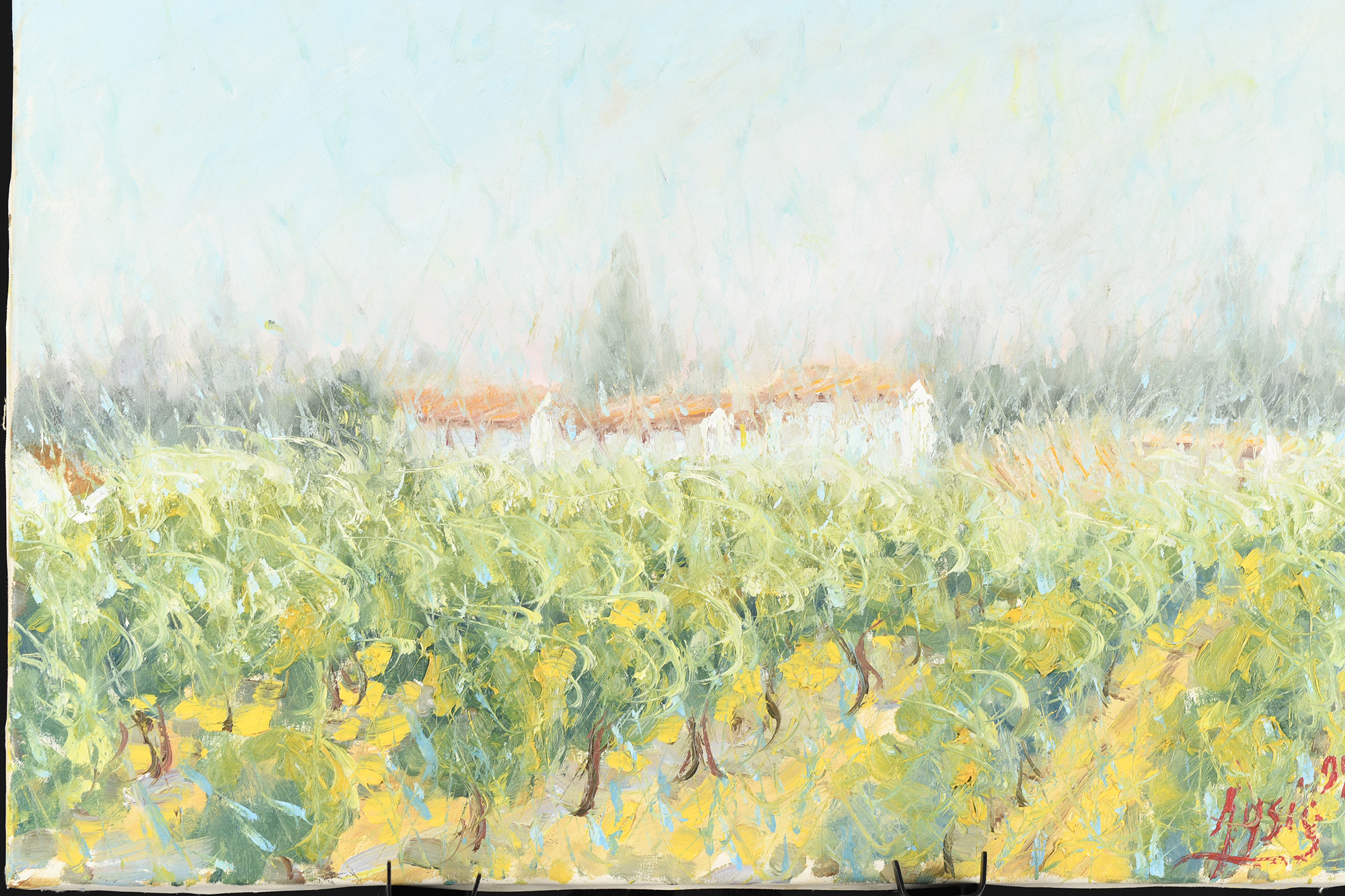 Original Oil on Canvas by Roberto Masia - Image 3 of 6