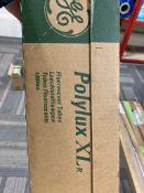 Box. GE POLYLUX 23 x FT8/36w/835 fluorescent tubes