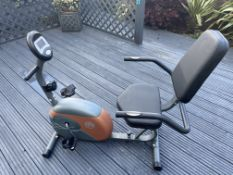 Marcy Sit Down exercise bike