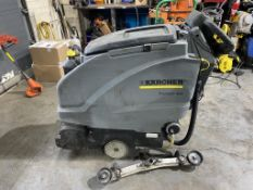 Karcher BD40-W Floor Scrubber and Dryer