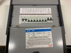 MEM. Memshield mains distribution board