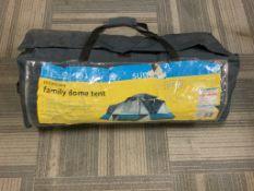 Family Dome tent 4-6 person